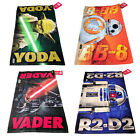 Star Wars Golf Towel Woods Iron Sporting Goods Golfing Bag Accessory 4 Styles $12.17 USD on eBay