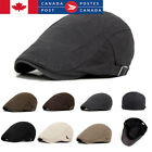CA Unisex Beret Cap Spring Winter Golf Driving Newsboy Hat Cap Cabbie Hat