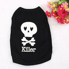 Pet Small Dog Puppy Vest T-Shirt Coat Pet Clothes Apparel XS S M L Summer