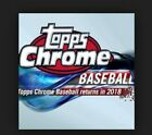 2018 Topps Chrome and Chrome Update Rookie RC - U PICK - ALL CARDS ARE ROOKIES on Ebay