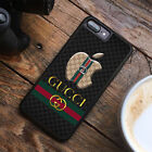 Design Gucci4457 style iPhone XS MAX  XR  X 6 6s 7 8 Plus Cover