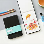 Portable A6 Hand Book journal co watercolor Painting Sketchbook Bullet Tool