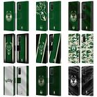 OFFICIAL NBA MILWAUKEE BUCKS LEATHER BOOK WALLET CASE FOR SAMSUNG PHONES 1 on eBay