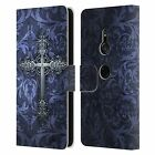OFFICIAL BRIGID ASHWOOD CROSSES LEATHER BOOK WALLET CASE FOR SONY PHONES 1