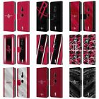 OFFICIAL NBA HOUSTON ROCKETS LEATHER BOOK WALLET CASE FOR SONY PHONES 1 on eBay