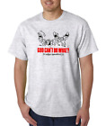 USA Made Bayside T-shirt Christian God Can't Do What