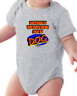 Infant Creeper Bodysuit T-shirt Don't Blame Smell Is Coming The Dog Color