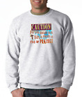 Gildan Long Sleeve T-shirt Christian Caution Person Subject Fits Of Praise
