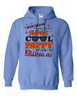 Pullover Hooded sweatshirt I Never Dreamed Would Super Cool Pappy Here Killing