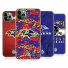OFFICIAL NFL 2018/19 BALTIMORE RAVENS SOFT GEL CASE FOR APPLE iPHONE PHONES $17.95 USD on eBay