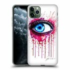 OFFICIAL PIXIE COLD EYES GEL CASE FOR APPLE iPHONE PHONES
