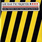 Ministry pres We Love The Hacienda mixed by Graeme Park (8 trk CD / 2002)