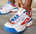 Fila x Pepsi Disruptor II 2 Sneakers Men's Lifestyle Comfy Shoes