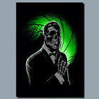 JAMES BONE MOVIE  METAL POSTER SIGN PLAQUE OR CANVAS OR POSTER WALL ART