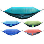 2X(Outdoor Equipment Camping Hammock With Mosquito Nets Hammock Tent Tied W T1Y2