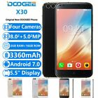 """Doogee X30 5.5"""" 2+16gb Mobilephone 720*1280 Hd Smart Phone 3g Android Phone"""