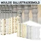 Roman Moulds Balustrades Mold for Concrete Plaster Cement Casting Garden DIY ❤ image