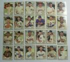 2019 Topps Allen & Ginter Gold Border Hot Box Parallels You Pick from Drop List