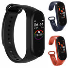 NEW Smart Watch Heart Rate Blood Pressure Monitor Sports Tracker Bracelet