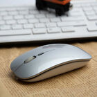 2.4GHz USB Wireless Cordless Optical Mouse for Apple Mac Macbook Air PC Laptop
