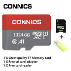 Connics Memory Card Micro Sd 256GB 128GB 64GB  Card Adapter for Phone/Tablet/PC