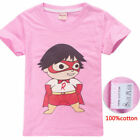 2019 Ryan Toys Review Kids T Shirt Ryan's World Cartoon Short Sleeve Tops Tee