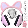 Baby Ear Protection for Kids for 3 Months to 2+ Years Noise Cancelling Ear Muffs
