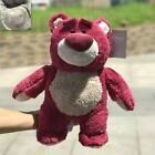 1 Pc Original Story Lotso Plush Strawberry Stuffed Bear Soft Toys for Kids with