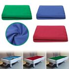 Pool Table Felt Billiard Cloth 10Ft For 8 Foot Table Stretchable Wool Nylon 21Oz $36.99 USD on eBay