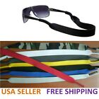 Sunglasses Eyeglasses Glasses Spectacle Sports Safety Holder Black Blue Strap Us