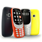 Uk Nokia 3310 2017 Dual Sim 16mb 2mp Camera Sim Free Unlocked Cell Phone W/box