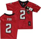 New Matt Ryan Atlanta Falcons Outerstuff Toddler Jersey  Clearance $30 on eBay