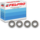 Fel-Pro Fuel Injector O-Ring Kit for 2000-2014 Chevrolet Suburban 1500 no