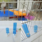 Automatic Bird Feeder Food Water Storage Plastic Parrot Cage Pet Drink-Feeding 1