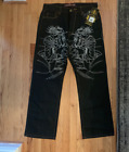 CHRISTIAN AUDIGIER MENS PREMIUM SKULL JEANS LIMITED EDITION RSP $247 MANY SIZES