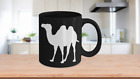 Camel Mug Black Coffee Cup Funny Gift for Hump Day Co-Worker Back Joe