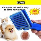 Pet Hair Brush Self Cleaning Dog Puppy Cat Kitten Comb Grooming Rabbit SQ