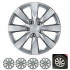 "16"" Hubcaps for Car Accessories Wheel Covers Replacement Tire Rim Replica 4-Pack $25.9 USD on eBay"