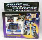 Transformers Original G1 1984 Soundwave Complete W/ Box For Sale