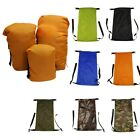 1x Waterproof Compression Stuff Sack Outdoor Camping Sleeping Bag Storage Bag