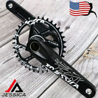 JESSICA GXP 170mm Crankset 32-38T Chainring MTB Bike Crank Chainwheel Sprocket