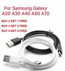 For Samsung Galaxy A10e A20 A30 A40 A50 A60 A70/80 Charger Type C Charging Cable
