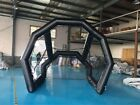 AIR TIGHT Inflatable Indoor Outdoor Golf Practice Swing Simulator Net Cage NEW