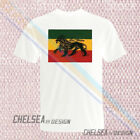 New Rastafarian Flag Lion Of Judah Reggae Music Stoner Weed T-Shirt Merch 18dk
