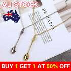 Mini Snuff Au Festival Pendant Alice Necklace Crown Ibiza Royal Tea Spoon Au