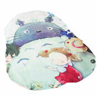 Cartoon Totoro Blanket Throw Bedding Sleeping Air Conditioning Nap Quilt Kid