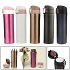 Travel Mug Tea Coffee Vacuum Bottle Thermos Water Cup Insulated Flask    @