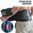 Magnetic Therapy Self Heat Waist Belt Brace Pain Relief Lower Back Support US