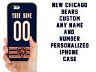CHICAGO BEARS CUSTOM PHONE CASE FOR IPHONE XS MAX PRO XR 4 5 5C 6 7 8 11 PLUS $15.94 USD on eBay