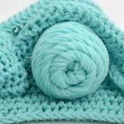 100grams Chunky Wool Roving Scarf Knit Wool Yarn Thickness Warm Hat Household